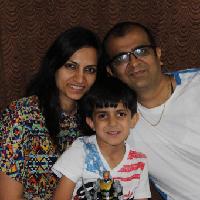 Jigna Thakkar (Parent of Jay)